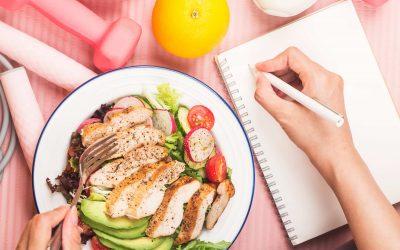 La base de tout régime: une alimentation saine