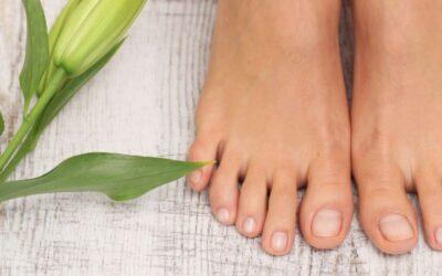 La transpiration des pieds : on vous dit tout